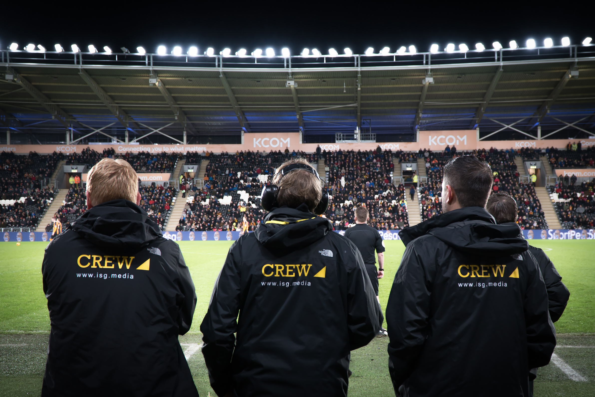 ISG awarded production contract for Hull City  friendly against shirt sponsor SportPesa Featured Image
